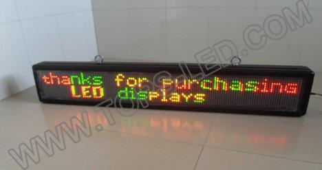 Multi- led signs